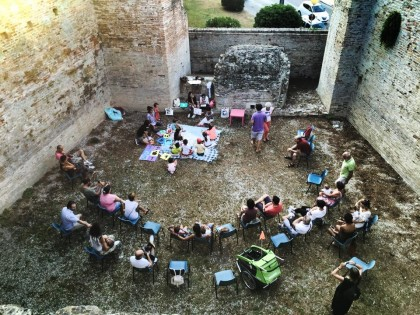 Bastione Sangallo e Nati per Leggere: gli appuntamenti in occasione del 71° anniversario della liberazione