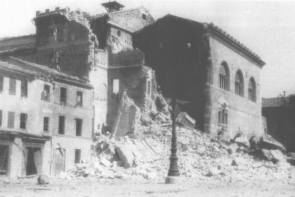 Campanili distrutti durante la guerra, Mazzanti farà luce sulla devastazione – FOTO