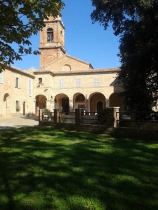 Santuario Beato Sante a Mombaroccio