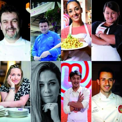 MasterChef, Blogger e Stelle Michelin: al Festival 2015 i cooking show da non perdere