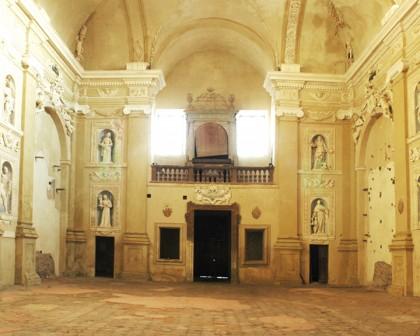Apertura straordinaria della Chiesa di S. Agostino