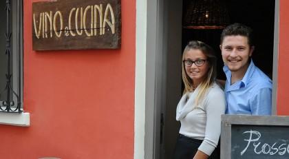 L'Accademia Italiana della Cucina inserisce nella sua guida l'Osteria della Peppa