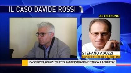 Caso Rossi, Aguzzi: questa amministrazione è già alla frutta – VIDEO