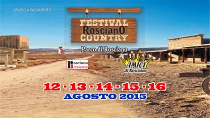 Festival Rosciano Country e Miss Lady Over