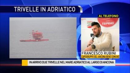In arrivo due trivelle nel mare Adriatico al largo di Ancona – VIDEO