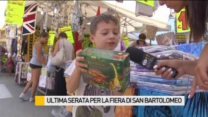 Si è conclusa col botto la fiera di San Bartolomeo a Fano – VIDEO