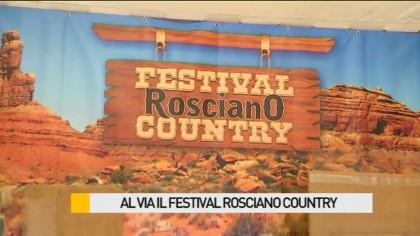 Al via il Festival Rosciano Country – VIDEO
