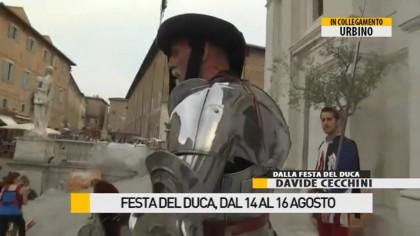 Al via la 34esima edizione della Festa del Duca – VIDEO