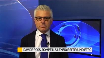 Davide Rossi rompe il silenzio e si tira indietro – VIDEO