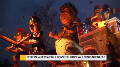 Cecchini (Albergatori): Il brand del Carnevale non funziona più – VIDEO
