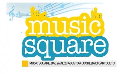"""""""Music Square"""": fino al 28 agosto a Lucrezia di Cartoceto – VIDEO"""