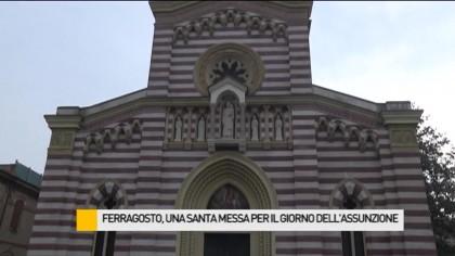 Ferragosto, una Santa Messa per il giorno dell'Assunzione – VIDEO