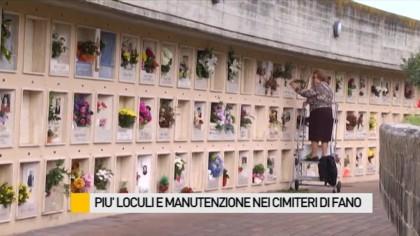 Interventi migliorativi nei cimiteri di Rosciano e Ulivo – VIDEO