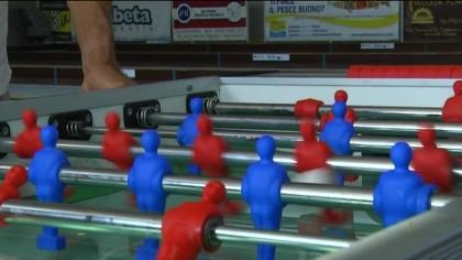 """Torneo di calcio-balilla, domenica 9 agosto a """"La Combattente"""" – VIDEO"""
