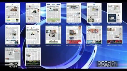 Occhio ai giornali 28/8/2015