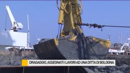 Dragaggio, assegnati i lavori ad una ditta di Bologna – VIDEO