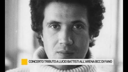 """Lucio Battisti con """"Musica Infinita"""" all'Arena BCC – VIDEO"""