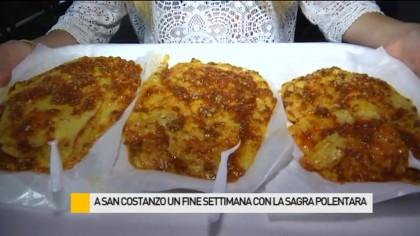 A San Costanzo un fine settimana con la Sagra Polentara – VIDEO