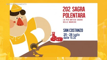 202° Sagra Polentara di San Costanzo
