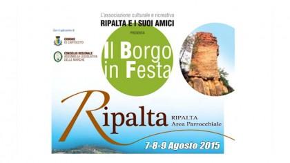 Borgo in festa a Ripalta 2015