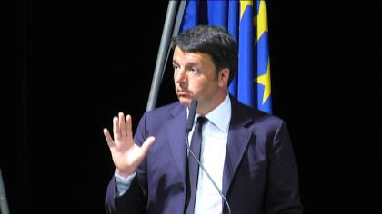 """Renzi contestato a Pesaro, Bertoglio (Fdi-AN): """"Un'altra Italia c'è"""""""
