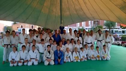 """Conclusa con successo  la terza edizione di """"Judo on the Beach"""""""