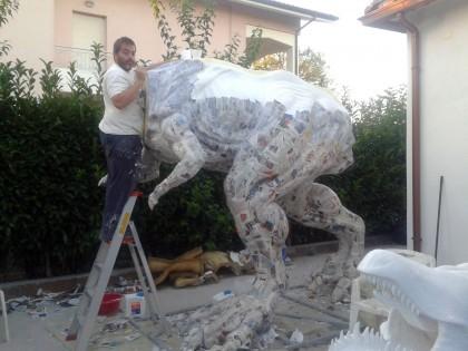 7 Giomaro - T-rex