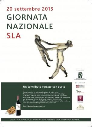 Giornata nazionale sulla SLA, domenica 20 AISLA sarà presente in 11 piazze