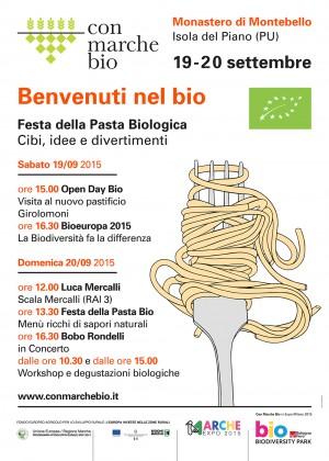 """""""Benvenuti nel Bio"""", due giorni dedicati alla filiera biologica marchigiana"""