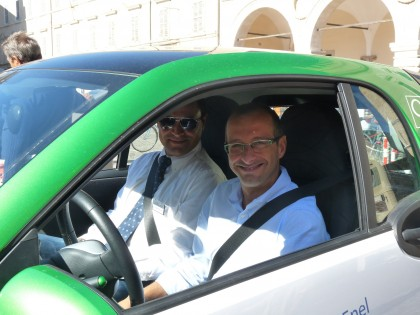 Mobilità sostenibile, Ricci spinge su auto e bici elettriche
