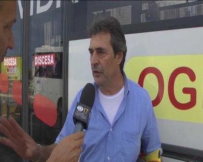 "Venditori abusivi  ""assaltano"" autobus. Parla l'autista (VIDEO)"