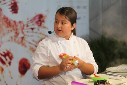 cookingshow vittoria truffa - junior masterchef2