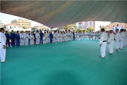 """""""Judo on the Beach"""", il 5 e 6 settembre a Sassonia di Fano"""