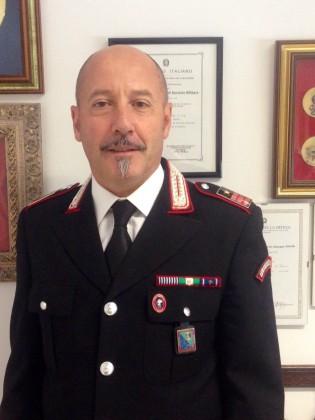 Giuseppe Zocchi è il nuovo Comandante della Stazione Carabinieri di Marotta