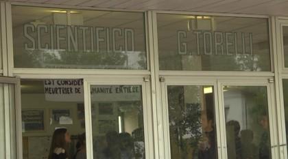 Liceo Scientifco Torelli, lunedì si torna in classe