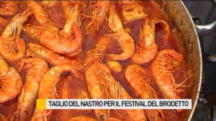 Taglio del nastro per il Festival del Brodetto – VIDEO