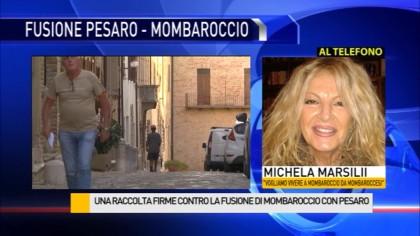 Una raccolta firme contro la fusione di Mombaroccio con Pesaro – VIDEO