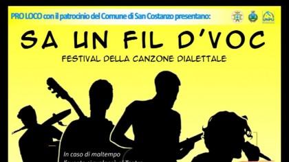 San Costanzo, venerdì 18 il festival della canzone dialettale – VIDEO