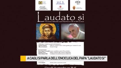 """A Cagli si parla dell'Enciclica del Papa """"Laudato si"""" – VIDEO"""