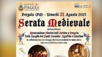 Serata Medievale – Pergola