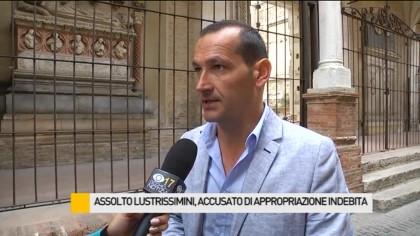Assolto Lustrissimini, accusato di appropriazione indebita – VIDEO