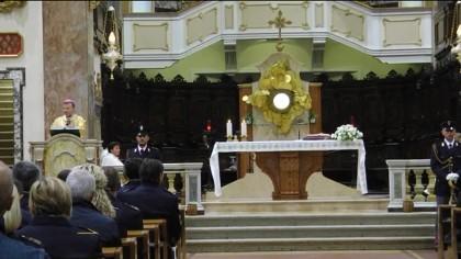 Polizia di Stato in festa per il patrono San Michele Arcangelo – VIDEO