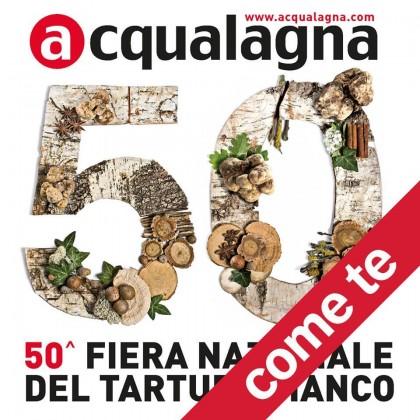 #Festeggiamo50anniallagrande: sorpresa al Tartufo per tutti i cinquantenni