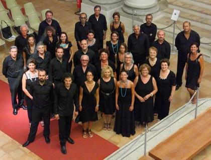 Il Coro Polifonico Malatestiano in trasferta nel Lazio