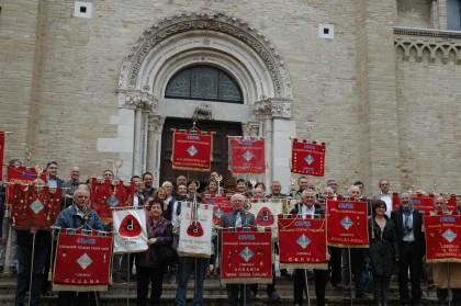 Grande presenza di donatori all'Avis di Fano per il suo 65° anniversario
