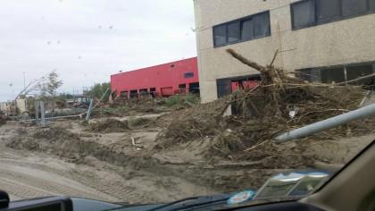 Maltempo in Campania, sospesa la partenza della protezione civile di Pesaro