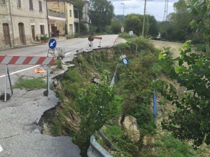 Frana a Isola del Piano, approvata la mozione di Montalbini: presi provvedimenti – FOTO