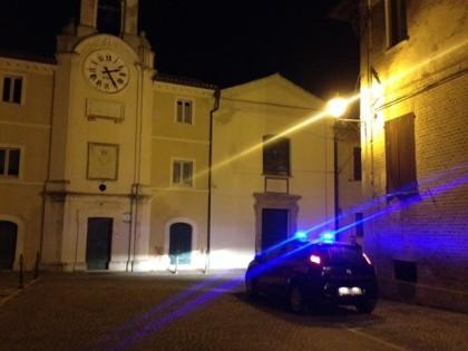 carabinieri monte porzio