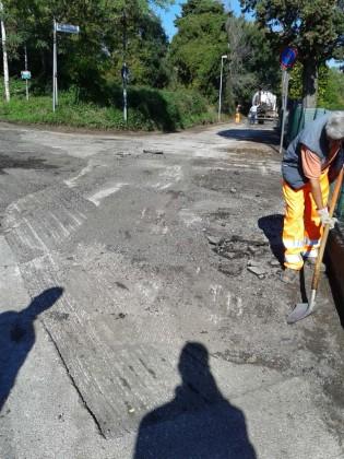montemaggio asfaltature Pesaro