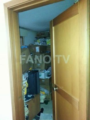 """Donna """"sepolta"""" in casa a Cuccurano di Fano. Liberata dai Vigili del Fuoco"""